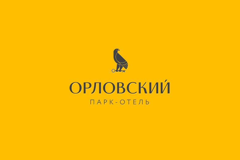 """Создание дизайна бренда, логотипа, фирменного стиля и брендбука парк-отеля """"Орловский"""""""