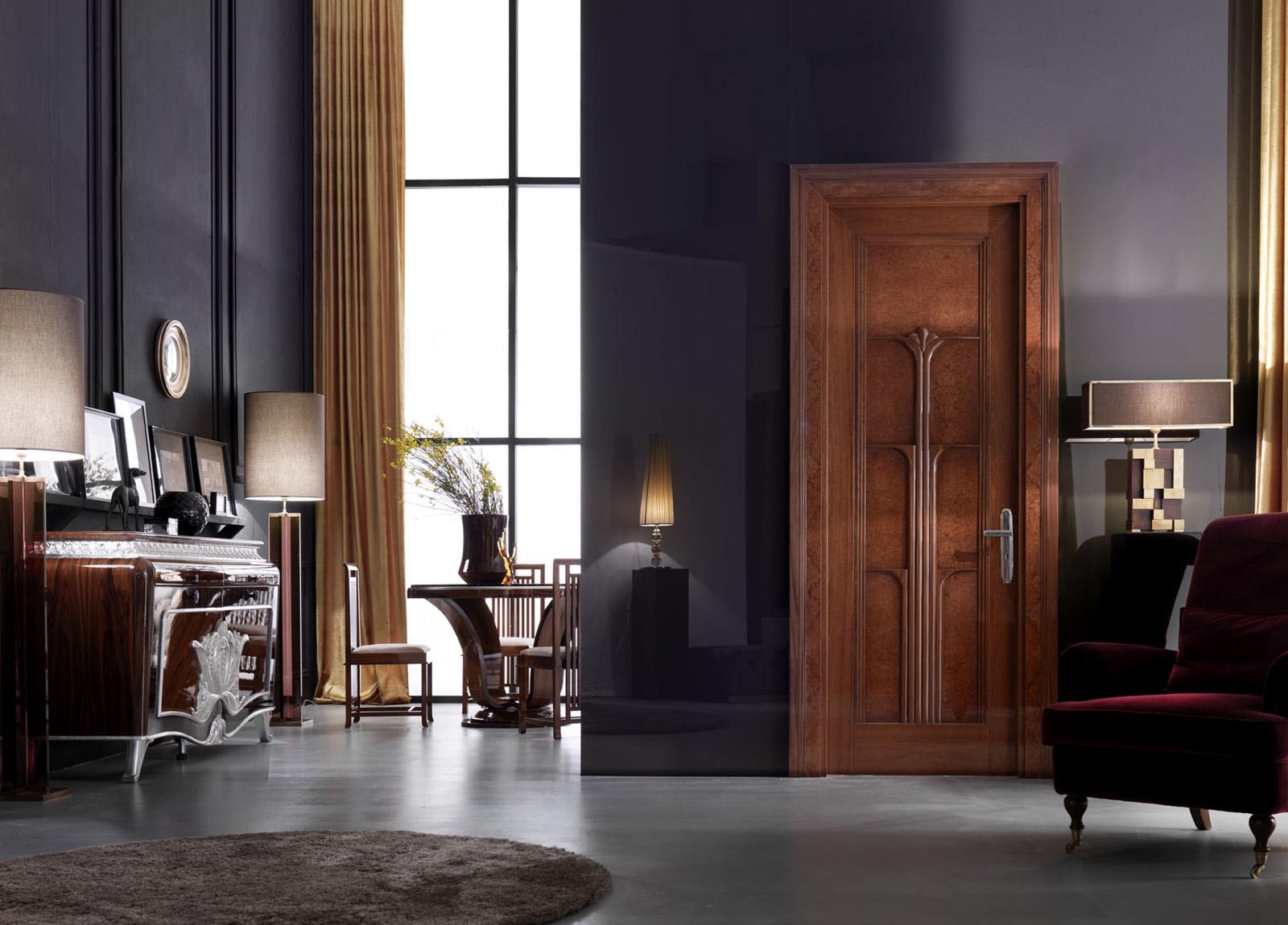 Дизайн интерьера с дверьми LOYARD