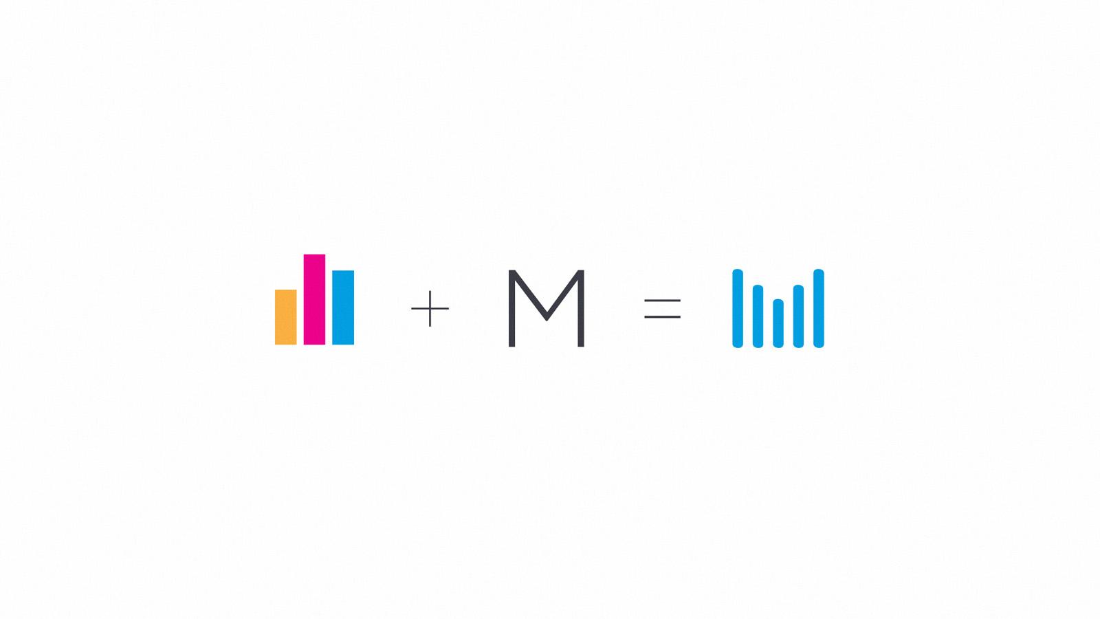 Дизайн логотипа MACRONOMICA отражает масштаб бренда и его влияние на динамичное развитие экономики страны.