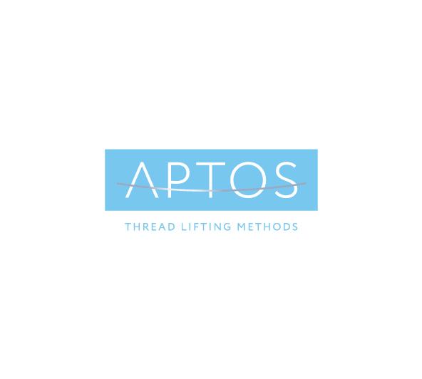 Ребрендинг APTOS: рестайлинг логотипа и фирменного стиля клиники эстетической медицины и профессиональной продукции для нитевого лифтинга