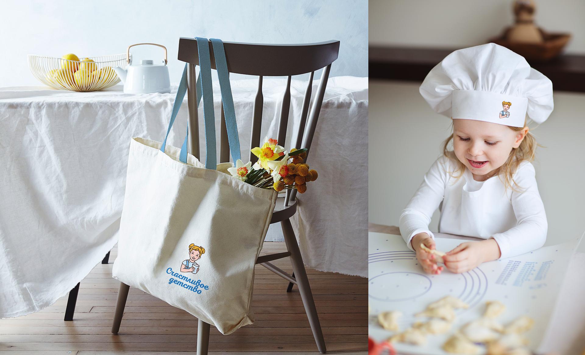 Позиционирование бренда «Счастливое детство» предполагает формирование имиджа натурального, свежего и вкусного продукта для все семьи