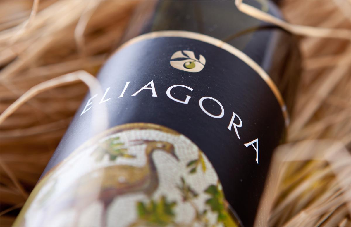 Нейминг (разработка названия бренда) ELIAGORA: этнические корни, древнее искусство создания оливкового масла