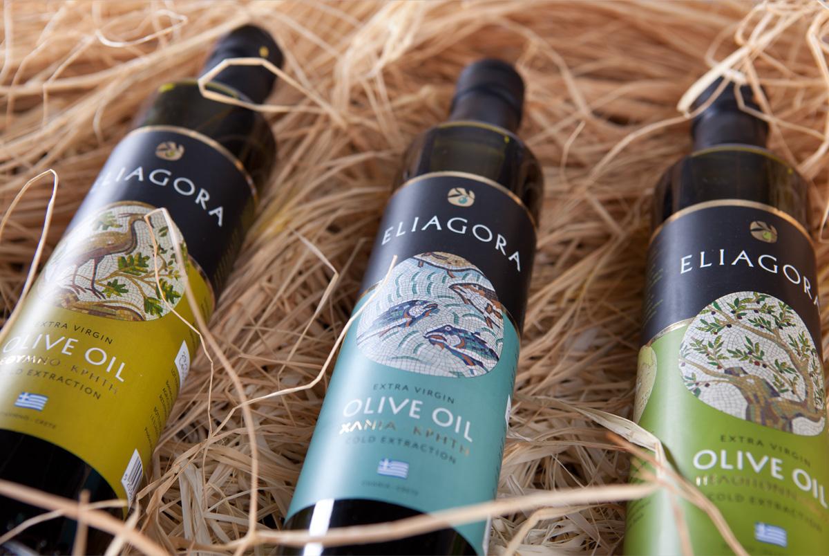 Название и дизайн подчеркивают греческие корни и уникальные вкусовые качества бренда