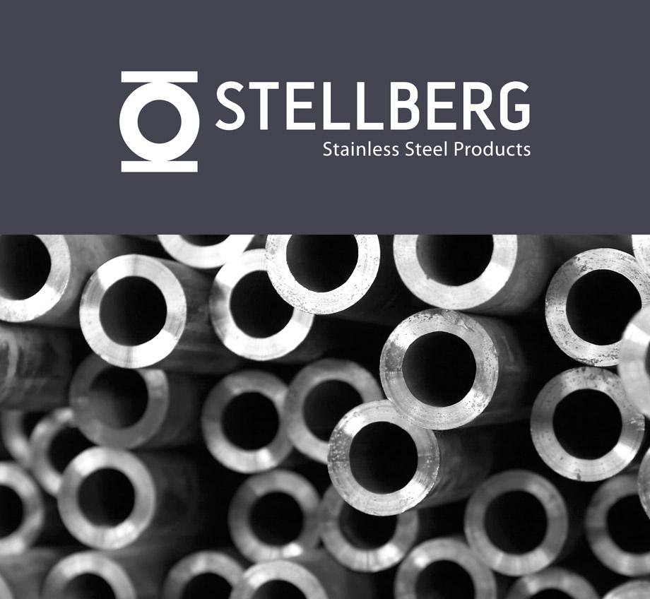 Корпоративный брендинг Stellberg