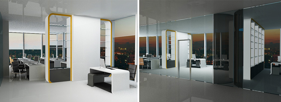 Дизайн проект головного офиса Stellberg