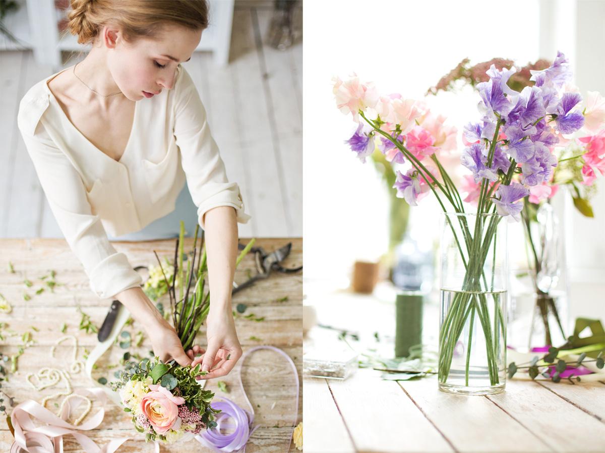 Цветы —основа фирменного стиля «Самсон Букет»