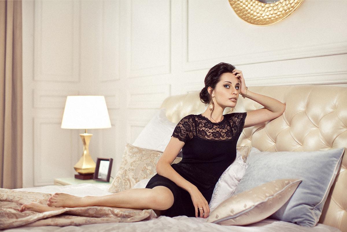 Имиджевая фотосъемка с участием профессиональных моделей для бренда Dream Land