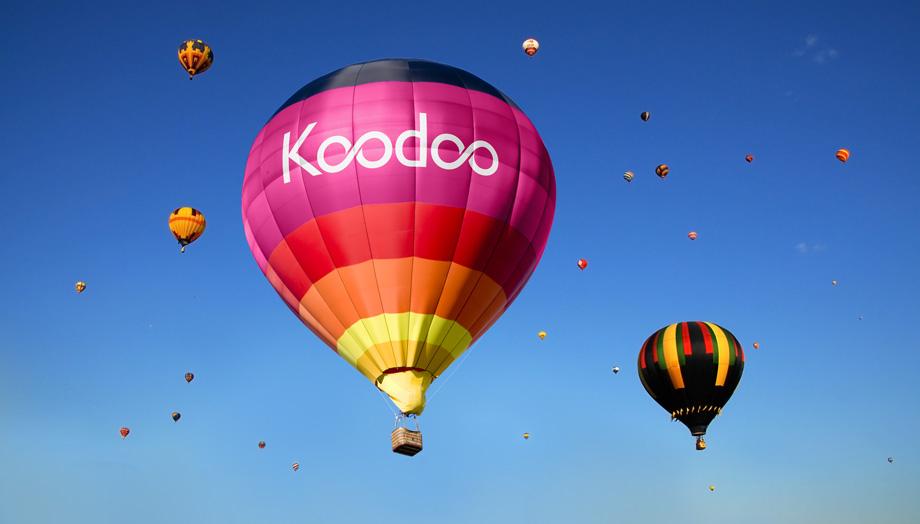 Фирменный стиль Koodoo в имиджевых проектах и рекламных кампаниях