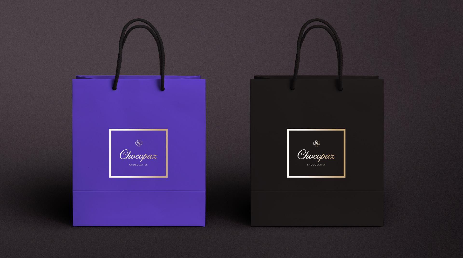 Дизайн упаковки Chocopaz